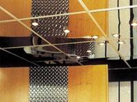 Зеркальное потолочное покрытие