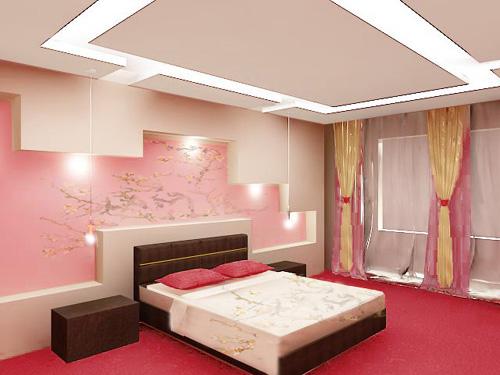Интерьер спальни (фото-18)