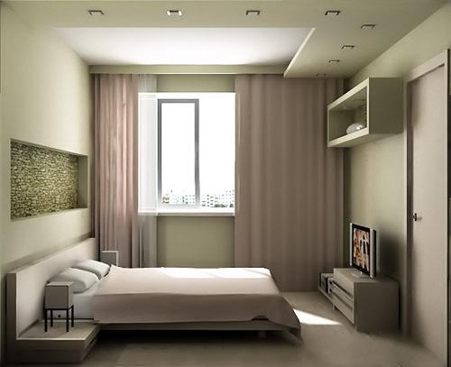 Интерьер спальни (фото-19)