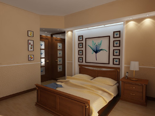 Интерьер спальни (фото-2)