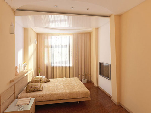 Интерьер спальни (фото-23)