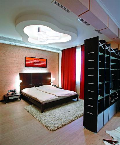Интерьер спальни (фото-25)