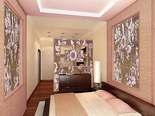 Косметический ремонт спальни фото своими руками
