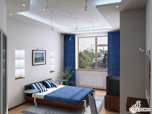 Интерьер спальни (фото-6)