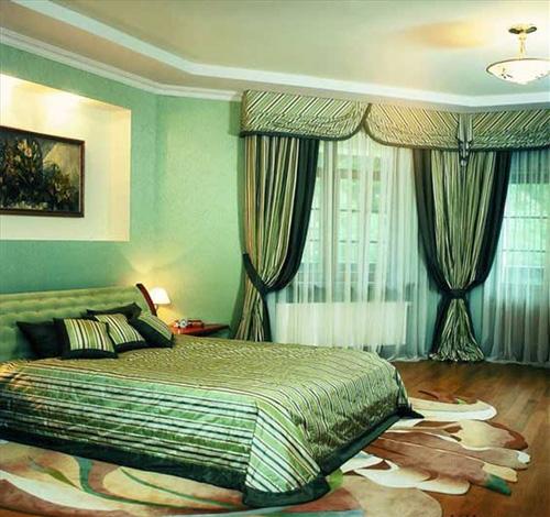 Интерьер спальни (фото-8)