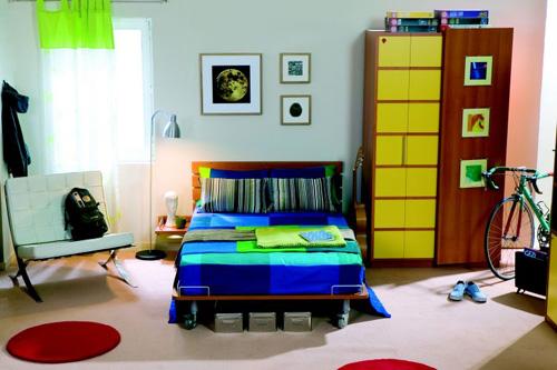 Интерьер детской комнаты (фото-5)