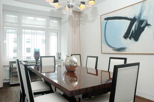 Интерьер столовой (фото-1)