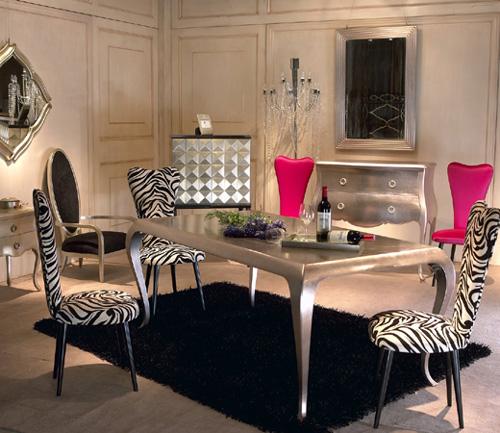 Интерьер столовой (фото-10)
