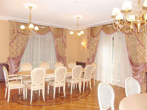 Интерьер столовой (фото-13)