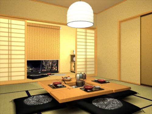Интерьер столовой (фото-2)