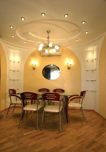 Интерьер столовой (фото-23)