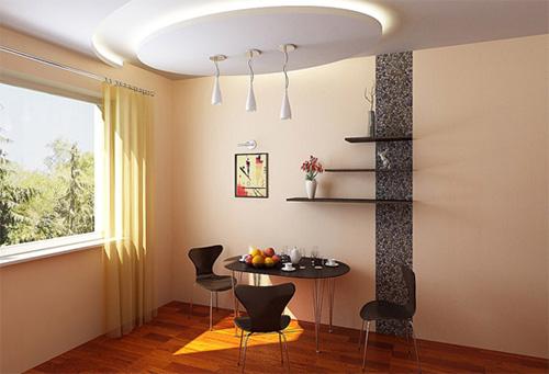 Интерьер столовой (фото-25)