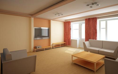 Интерьер гостиной (фото-10)