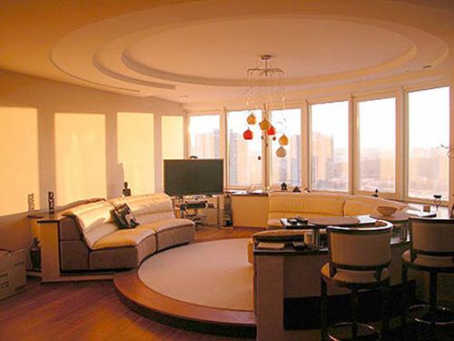Интерьер гостиной (фото-11)