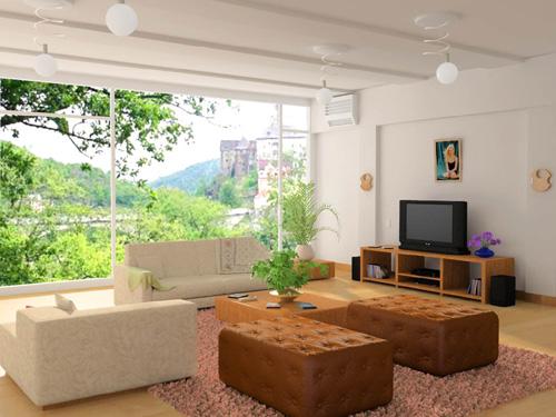 Интерьер гостиной (фото-2)