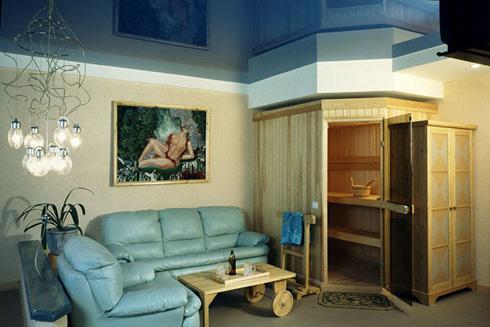 Интерьер гостиной (фото-22)