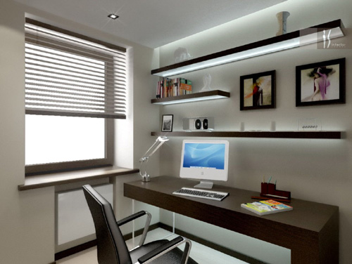 Интерьер кабинета (фото-19)