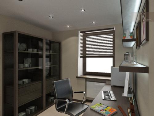 Интерьер кабинета (фото-21)