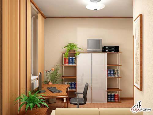 Интерьер кабинета (фото-25)