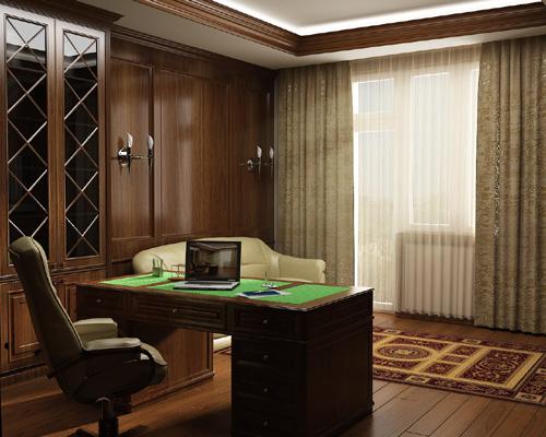 Интерьер кабинета (фото-5)