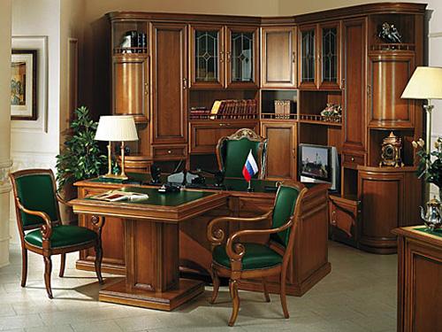 Интерьер кабинета (фото-8)