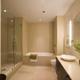 Интерьер ванной комнаты (фото-1)