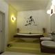 Интерьер ванной комнаты (фото-10)