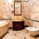Интерьер ванной комнаты (фото-20)