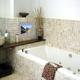 Интерьер ванной комнаты (фото-3)
