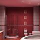 Интерьер ванной комнаты (фото-9)