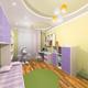 Интерьер детской комнаты (фото-13)