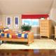 Интерьер детской комнаты (фото-15)
