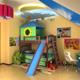 Интерьер детской комнаты (фото-16)