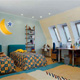 Интерьер детской комнаты (фото-23)