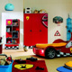 Интерьер детской комнаты (фото-3)