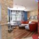 Интерьер гостиной (фото-13)