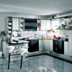 Интерьер кухни (фото-14)