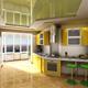 Интерьер кухни (фото-23)